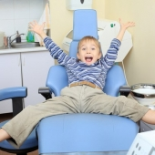 Как подготовить ребёнка к посещению врача-стоматолога.