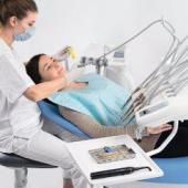 Компания Curaden представила первое стоматологическое кресло с выходом в интернет
