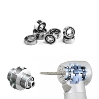 Металл, керамика, «Myonic»: с какими шарикоподшипниками наконечники лучше?